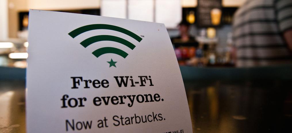 Public Networks in Starbucks